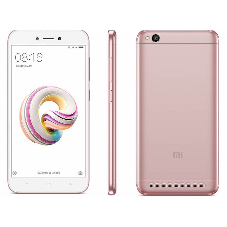 Gadget Handphone Xiaomi Redmi 5a Price In Malaysia Specs Technave 2gb Ram 16gb Rom Rose Gold Dark Grey Shop Shopee